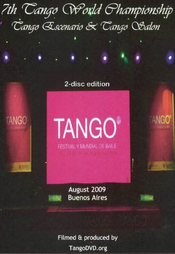 Tango World Championship (Mundial) 2009 (Extended Edition)