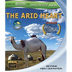 Wild Asia: The Arid Heart [Blu-ray]