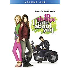 10 Things I Hate About You, Vol. 1