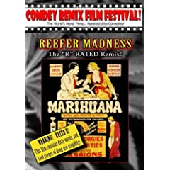 """Tony Trombo's: REEFER MADNESS: The """"R"""" RATED remix"""