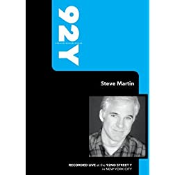 92Y-Steve Martin (December 9, 2007)