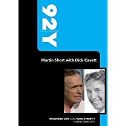92Y- Martin Short with Dick Cavett (September 17, 2006)