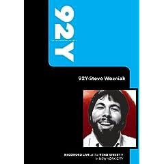 92Y-Steve Wozniak (Novemeber 19, 2006)