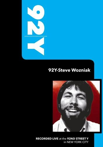 92Y-Steve Wozniak (Novemeber 19, 2006)
