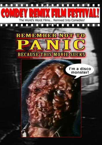 Tony Trombo's: Remember not to PANIC because this movie sucks!