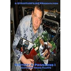 Guitarist Denis Taaffe: History & Progress I