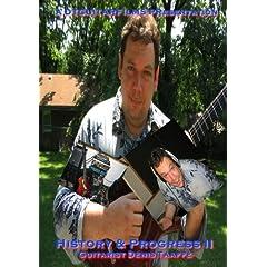 Guitarist Denis Taaffe: History & progress II