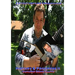 Guitarist Denis Taaffe: History & progress II