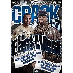 Crack #7-East Meets West