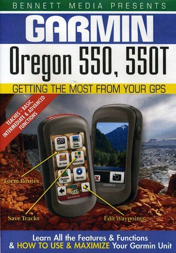 Garmin Oregon 550, 550T