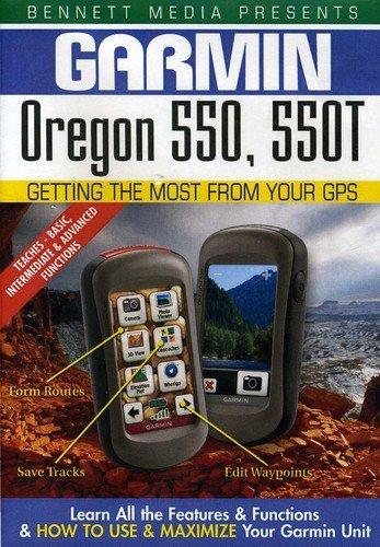 Garmin Oregon 550, 550T