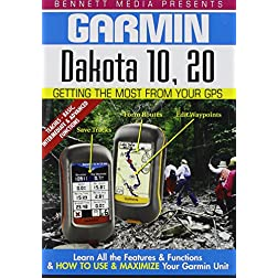 Garmin Dakota 10, 20