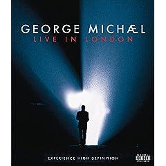 George Michael Live in London [Blu-ray]