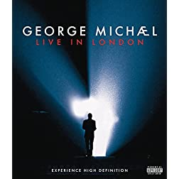 George Michael Live in London [Blu-ray]