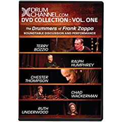 Drum Channel.com Collection, Vol. 1: The Drummers of Frank Zappa