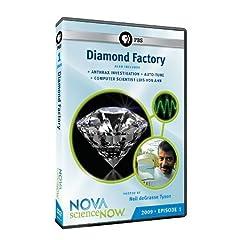 Science NOW 2009: Episode 1: Diamond Factory
