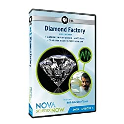 Science NOW 2009: Episode 1: Diamond Factory