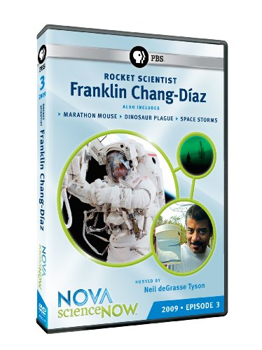 Science NOW 2009: Episode 3: Rocket Scientist Franklin Chang-Diaz