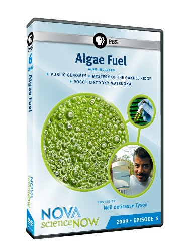 Science NOW 2009: Episode 6: Algae Fuel