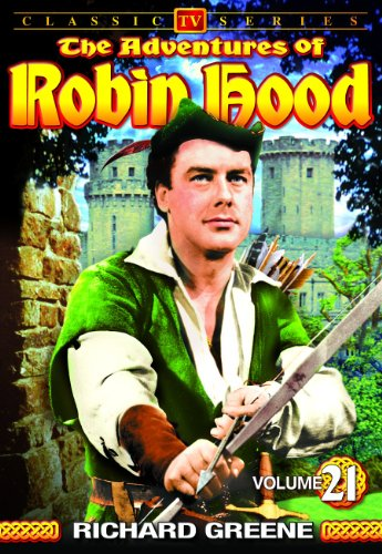 Adventures Of Robin Hood, Volume 21