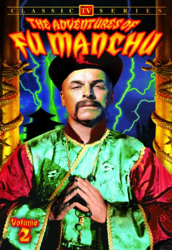 Adventures of Fu Manchu, Volume 2