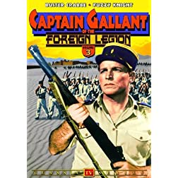 Captain Gallant of the Foreign Legion, Volume 3