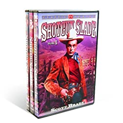 Shotgun Slade, Volumes 1-3 (3-DVD)