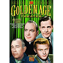 Golden Age Theater, Volume 10