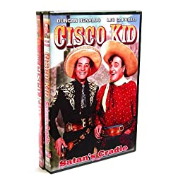 Cisco Kid: The Gay Amigo  (1949) / Satan's Cradle (1949) (2-DVD)