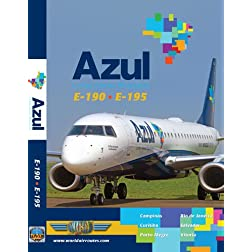 Azul Embraer 195
