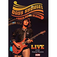 Davy Knowles & Back Door Slam Live at the Gaiety 2009