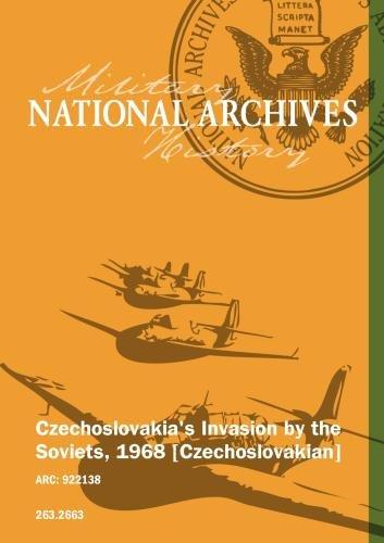 Czechoslovakia's Invasion by the Soviets, 1968