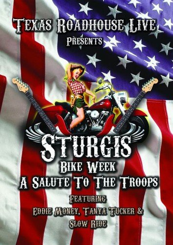 Texas Roadhouse Live Presents Sturgis Bike Week: A Salute to The Troops