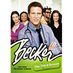 Becker: The Third Season