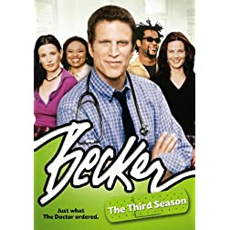 Becker: The Third Season