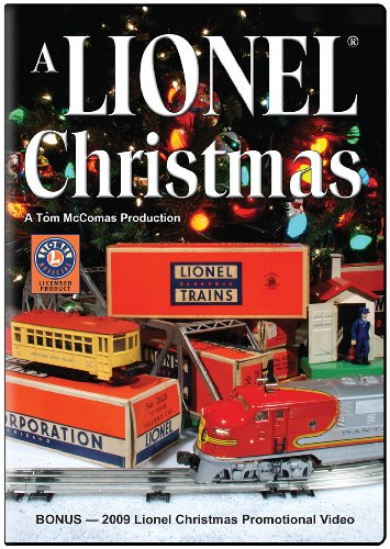 A Lionel Christmas