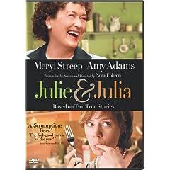 Julie & Julia with Shopping Bag