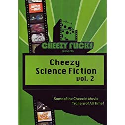 Cheezy Science Fiction Vol.2
