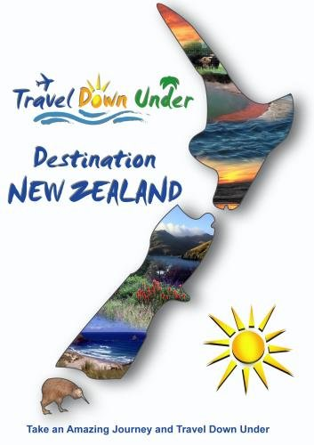 Destination New Zealand - A Travel Down Under DVD (PAL Format)