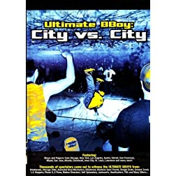 Ultimate BBoy:  City vs. City