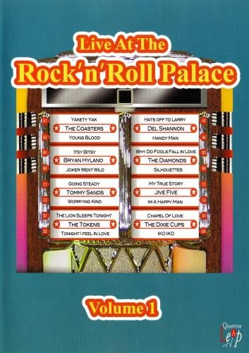 Live at the Rock 'N Roll Palace Volume 1