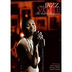 Jazz Voice Vol. 2: The Ladies Sing Jazz