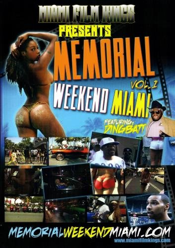 Memorial Vol. 1: Weekend Miami
