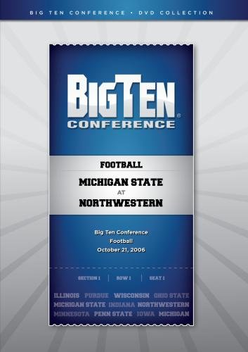 2006 Big Ten Football Regular Season Game - Michigan State at Northwestern