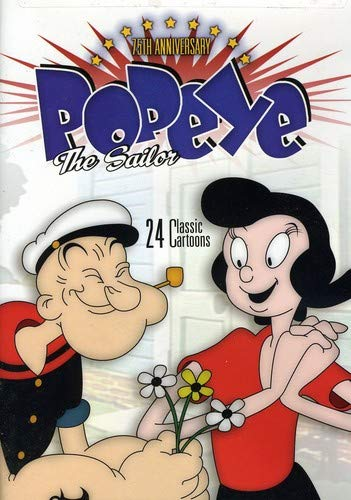 Popeye the Sailor: 24 Classic Cartoons