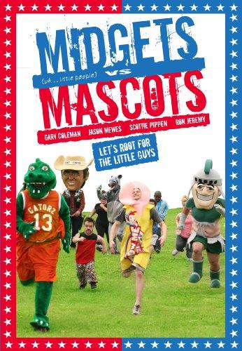 Midgets vs. Mascots (Unrated)