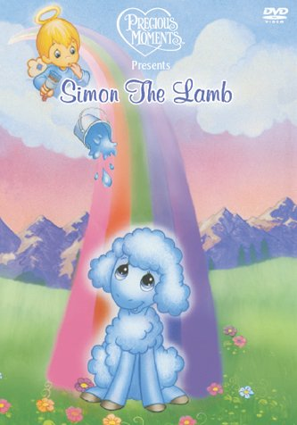 Precious Moments: Simon the Lamb