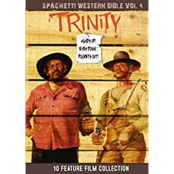 Spaghetti Western Bible, Vol. 4: Trinity