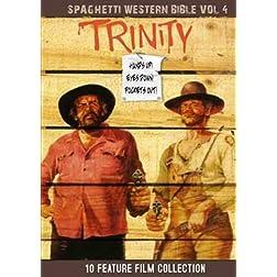 Spaghetti Western Bible, Vol. 4: Trinity