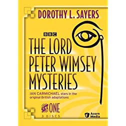 Lord Peter Wimsey Collection: Set 1
